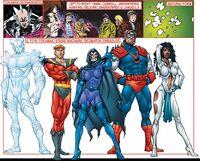 Zusommin (Earth-616) from Defenders Strange Heroes Vol 1 1 001