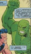 Hulk (Doppelganger) (Earth-616) Wonder Man Vol 1 15