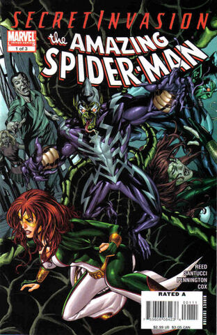 File:Secret Invasion The Amazing Spider-Man Vol 1 1.jpg
