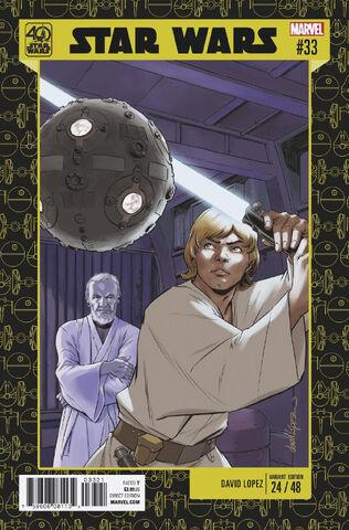 File:Star Wars Vol 2 33 Star Wars 40th Anniversary Variant.jpg