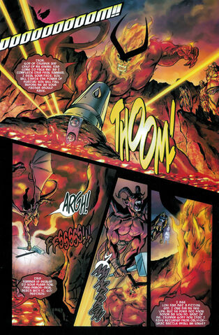 Surtur (Earth-616) from Thor Vol 2 85