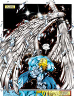 Warren Worthington III (Earth-616) from Uncanny X-Men Vol 1 338 0001