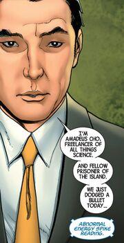 Amadeus Cho (Earth-616) Savage Wolverine Vol 1 4
