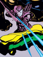 Steelbow (Earth-9997) from Earth X Vol 1 1 0001