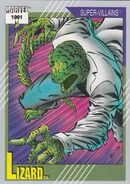 Curtis Connors (Earth-616) from Marvel Universe Cards Series II 0001