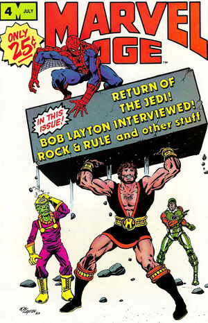 Marvel Age Vol 1 4
