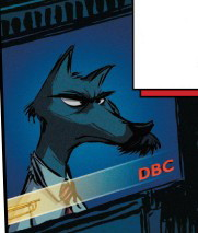 J. Jeremiah Jackal (Earth-TRN456) from Marvel Universe Ultimate Spider-Man Web Warriors - Spider-Verse Vol 1 2 0001