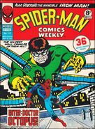 Spider-Man Comics Weekly Vol 1 117