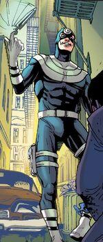 Bullseye (Lester) (Earth-11131) from M.O.D.O.K. Assassin Vol 1 1 0001