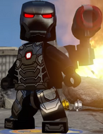 James Rhodes (Earth-13122) from LEGO Marvel's Avengers 0001