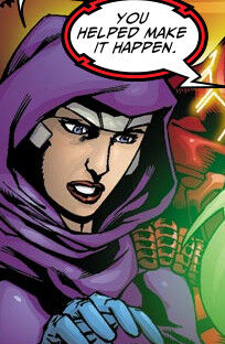Nefer Neith Sinué (Earth-616) from Contest of Champions II Vol 1 4 0001