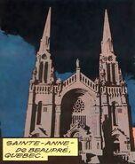 Sainte-Anne-de-Beaupré from Alpha Flight Vol 1 81 001