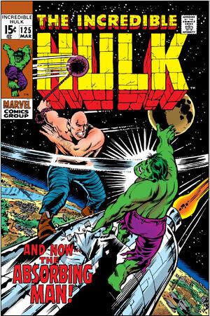 Incredible Hulk Vol 1 125