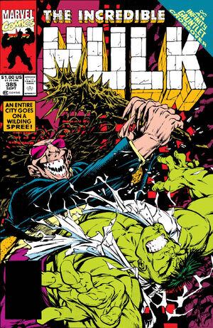 Incredible Hulk Vol 1 385
