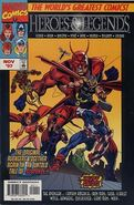 Marvel Heroes & Legends Vol 2 1