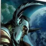 Heimdall (Earth-96169) from Marvel vs. Capcom 3 Fate of Two Worlds