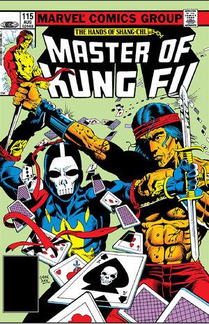 Master of Kung Fu Vol 1 115