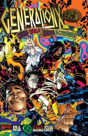 Generation X Annual Vol 1 1995