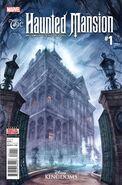 Haunted Mansion Vol 1 1