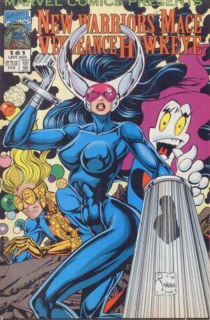 Marvel Comics Presents Vol 1 161