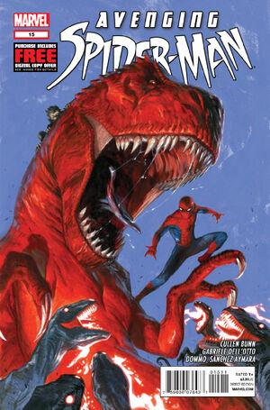 Avenging Spider-Man Vol 1 15
