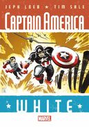 Captain America White Vol 1 3 Solicit