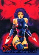 Elizabeth Braddock (Earth-616) from Ultra X-Men (Trading Cards) 1995 Set 0001