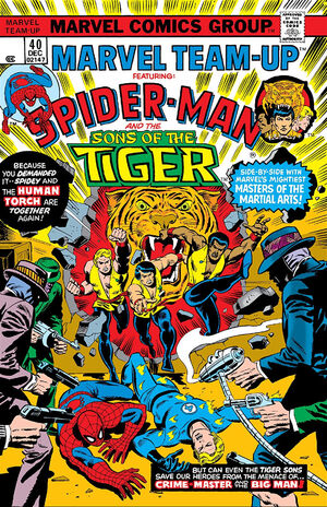 Marvel Team-Up Vol 1 40