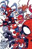Superior Spider-Man Vol 1 32 Baby Variant Textless