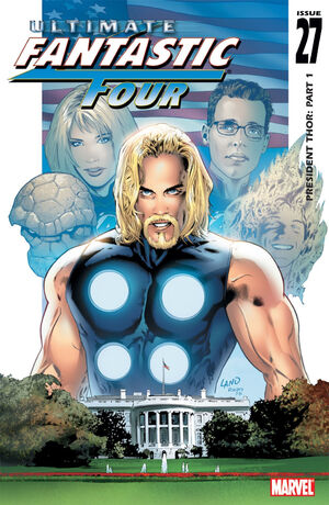 Ultimate Fantastic Four Vol 1 27