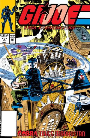 G.I. Joe A Real American Hero Vol 1 127