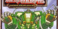 Marvel MegaMorphs: Doctor Octopus Vol 1 1