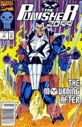 Punisher 2099 Vol 1 2