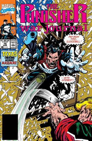 Punisher War Journal Vol 1 16