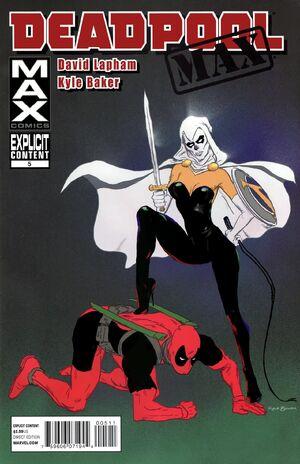 Deadpool Max Vol 1 5