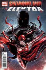 Shadowland Elektra Vol 1 1