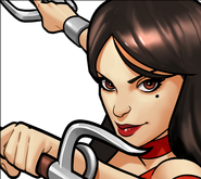Elektra Natchios (Earth-TRN562) from Marvel Avengers Academy 001