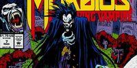 Morbius: The Living Vampire Vol 1 7