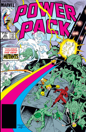 Power Pack Vol 1 20