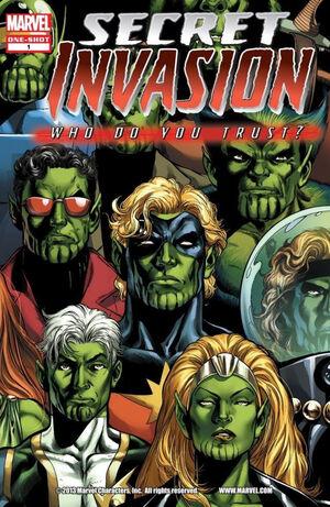 Secret Invasion Who Do You Trust Vol 1 1
