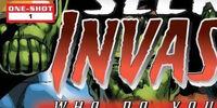Secret Invasion Who Do You Trust? Vol 1