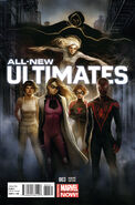 All-New Ultimates Vol 1 3 Oum Variant