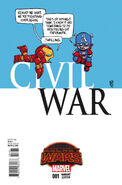 Civil War Vol 2 1 Young Variant