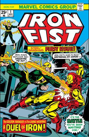 Iron Fist Vol 1 1