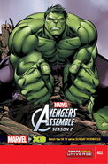 Marvel Universe Avengers Assemble Season Two Vol 1 3
