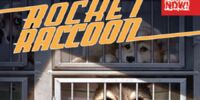 Rocket Raccoon Vol 3