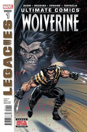 Ultimate Comics Wolverine Vol 1 1