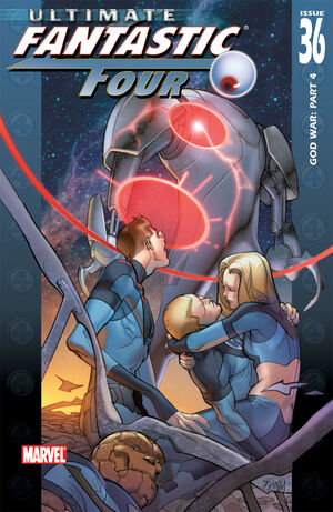 Ultimate Fantastic Four Vol 1 36