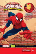 Marvel Universe Ultimate Spider-Man Web Warriors Vol 1 3