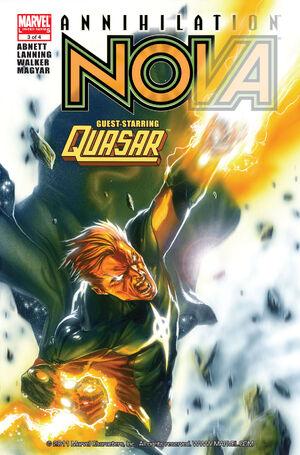Annihilation Nova Vol 1 3